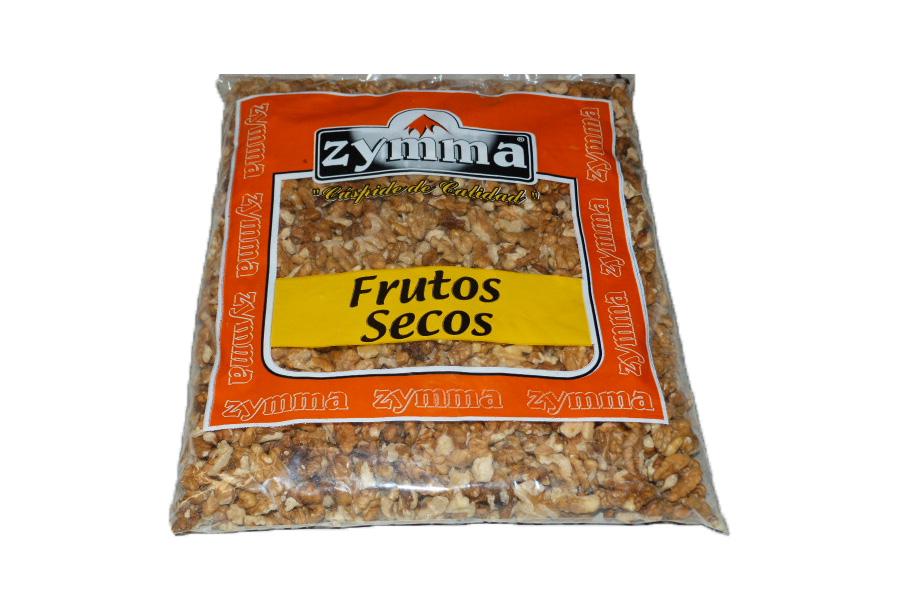 Nuez Pelada Cuartos Dorada - ZYMMA - x 1 Kg.