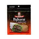 7 Especias Baharat Zipper - EL CASTILLO x 25 gr.