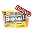 Sopa BOWL  - MARUCHAN - d/POLLO x 93.9 gr.