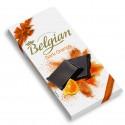 Chocolate Amargo con Naranja - BELGIAN - x 100 grs