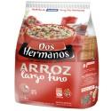 Arroz Largo Fino - DOS HERMANOS - x 500 gr.