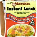 Sopa INST. Lunch  - MARUCHAN - d/CARNE x 65 gr.