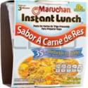 Sopa INST. Lunch - MARUCHAN - d/CARNE B.S. x 65 gr.