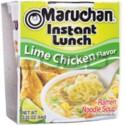 Sopa INST. Lunch - MARUCHAN - d/POLLO C/L x 65 gr.