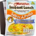 Sopa INST. Lunch  - MARUCHAN - d/POLLO B.S. x 65 gr.