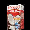 Leche de Coco Tetrabrik - SOCOCO - x 200 cc.