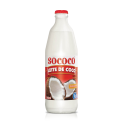 Leche de Coco Vidrio - SOCOCO - x 500 cc.