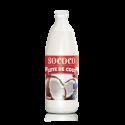 Leche de Coco Light Vidrio - SOCOCO - x 200 cc.