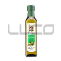 Aceite Oliva con Albahaca - LA TOSCANA - bot. 250 ml.