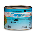 Atun Lomo Aceite - CARACAS - x 1,88 Kg.