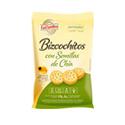 Bizcochitos con Chia - LA CUMBRE - x 170 gr.