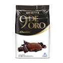 Galletita Rellena Chocolate c/ Chocolate - 9 DE ORO - x 200 gr.