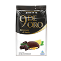 Galletas Rellenas - 9 DE ORO - Chocolate / Limon
