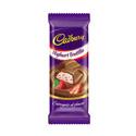 Chocolate Yoghur Frutilla - CADBURY - x 160 gr.