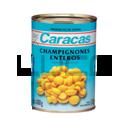 Champignones Enteros - CARACAS - x 2840 gr.