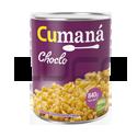 Choclo Grano Amarillo - CUMANA - x 3 Kg.
