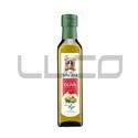 Aceite Oliva con Ajo- LA TOSCANA - bot. 250 ml.