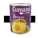 Durazno Mitades - CUMANA - x 3 kg.