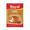 Flan Dulce de Leche - ROYAL - x 40 gr.