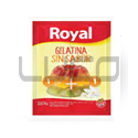 Gelatina Sin Sabor - ROYAL - x 14 gr.