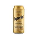 Cerveza Lager Lata - IMPERIAL - x 473 ml.