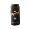 Cerveza Cream Stout - IMPERIAL - x 500 ml.