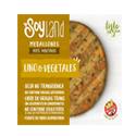 Hamburguesa Veg. Lino & Vegetales - SOYLAND - x 4u x 300 gr.
