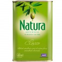Aceite Oliva Virgen Extra LATA - NATURA - x 500cc.