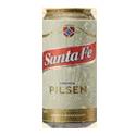 Cerveza Pilsen - SANTA FE - x 473 cc