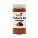 Pimienta Roja Cayena ES - BADIA - x 113.4 gr.