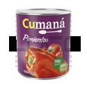 Pimientos Morrones - CUMANA - x 2,5 kg.