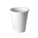 Vaso Plastico Blanco 180cc - BEMIS - x 100u.