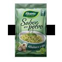 Sabor Polvo Albahaca y Ajo - ALICANTE - x 7.5 gr. x 4u.