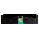 Secador Negro 40cm - DEA