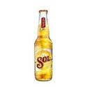 Cerveza Vidrio - SOL IMPERIAL - x 650 ml.