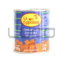 Conserva de Zanahorias - LA EGIPCIANA - x 350 gr.